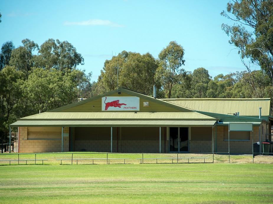Malone Park Senior Oval