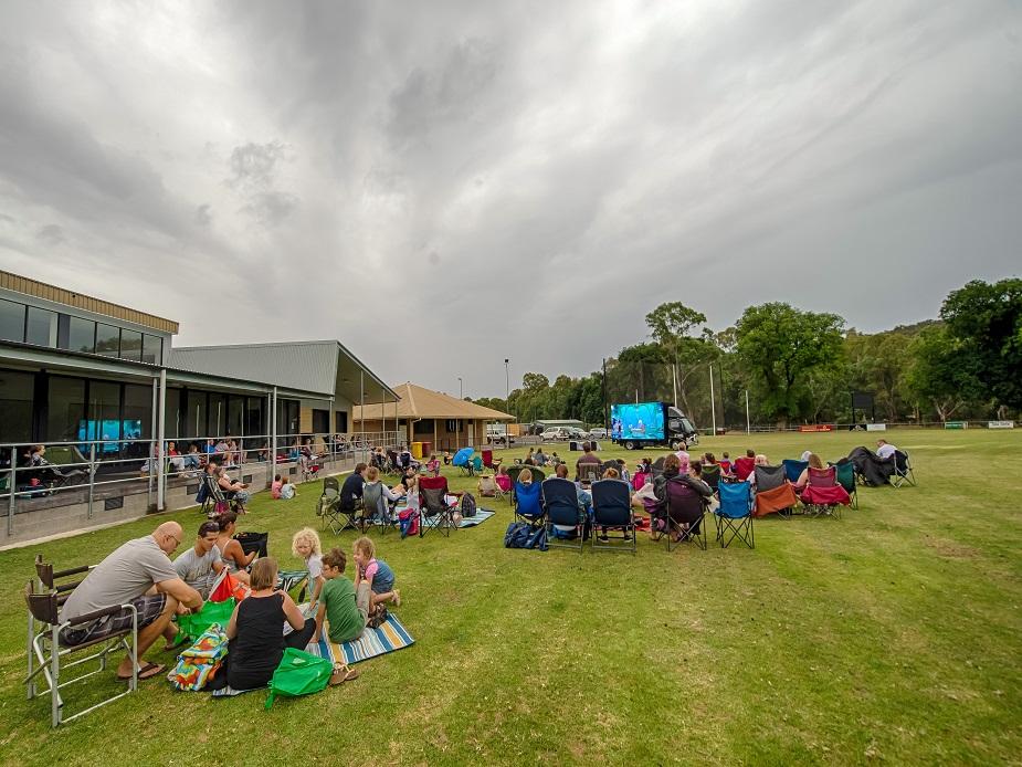 Barrack Reserve AFL/Cricket Oval