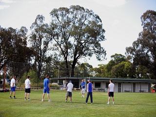 California Gully AFL/Cricket Oval