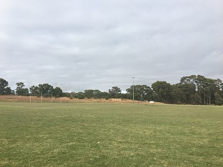 Marist Community Facility Junior Oval