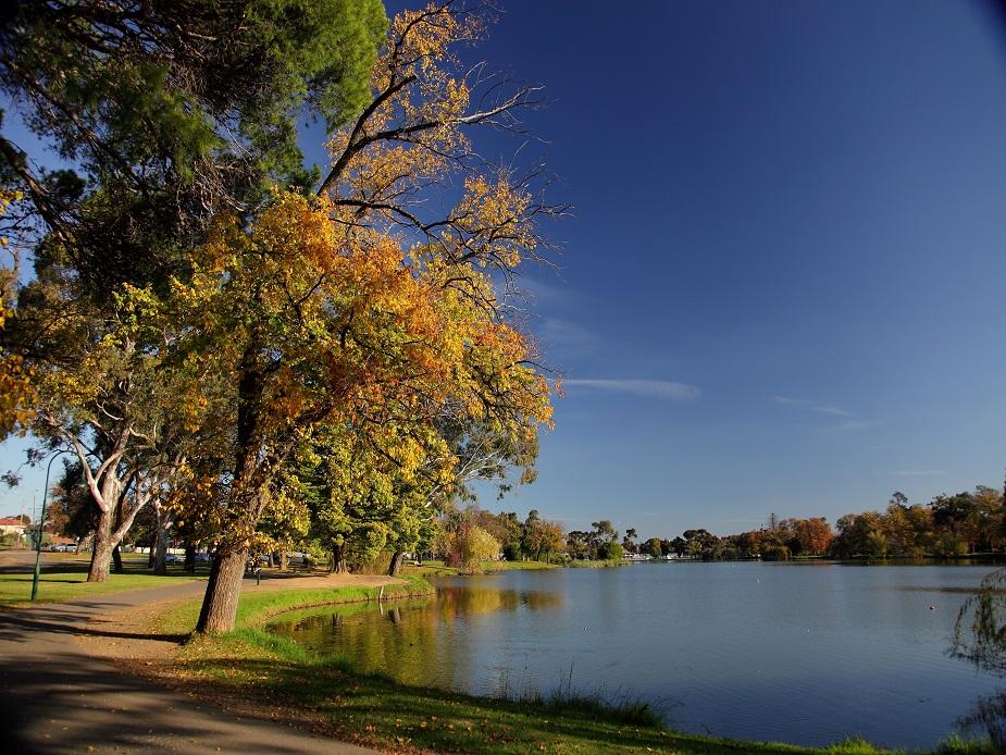Lake Weeroona Northern Lawns