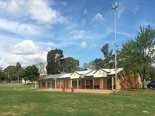 Weeroona Oval Pavilion