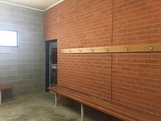 Epsom Huntly Recreation Reserve Minor Pavilion Change Rooms
