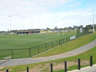 Epsom Huntly Recreation Reserve Pitch 5