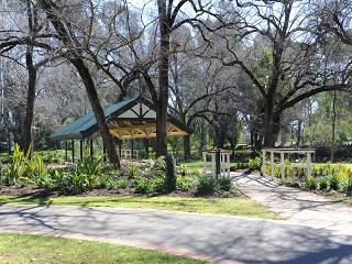 Botanical Gardens Pavilion
