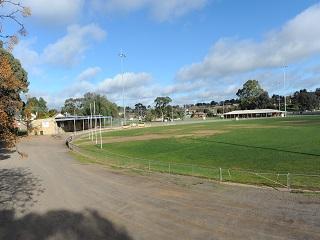 North Bendigo AFL/Cricket Oval