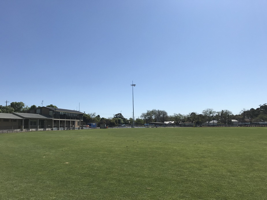 Golden Square Oval