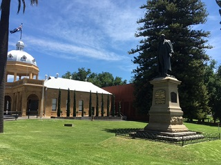 George Lansell Gardens