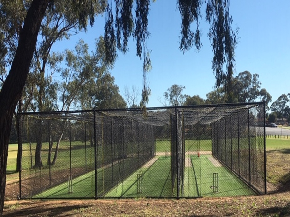 Strathdale Park Sports Grounds Cricket Nets