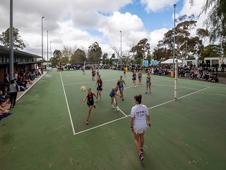 QEO Netball Courts