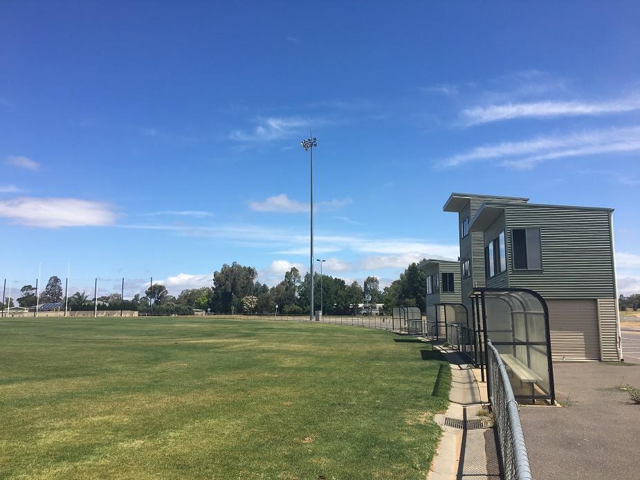Epsom Huntly Recreation Reserve AFL1