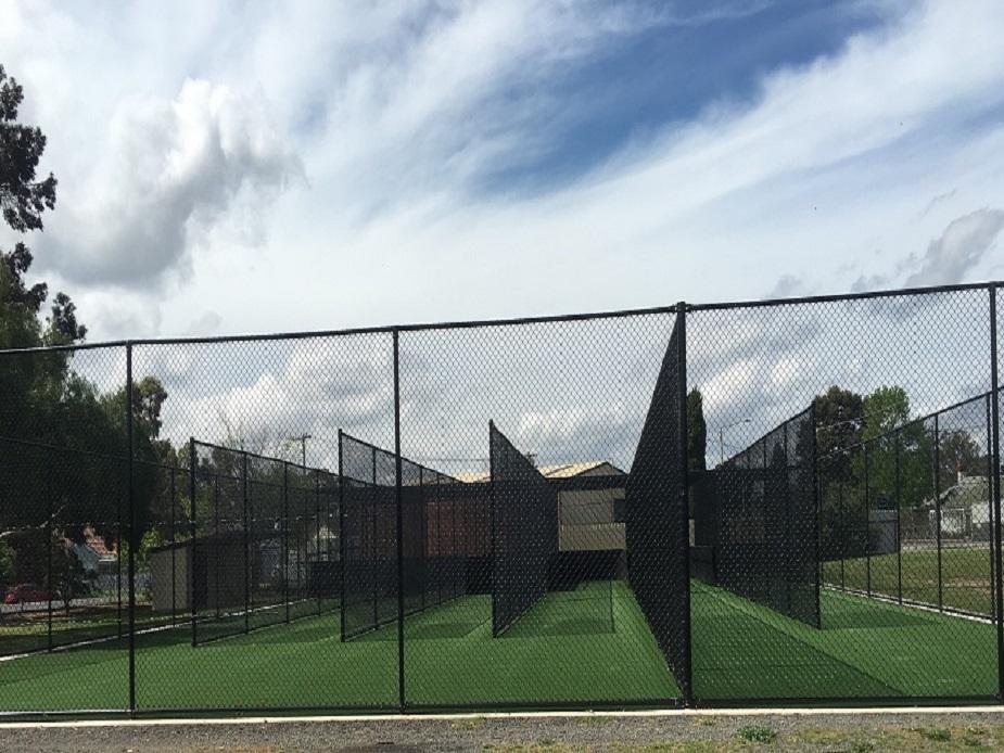 Weeroona Oval Cricket Nets