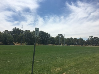 Epsom Huntly Recreation Reserve Pitch 1