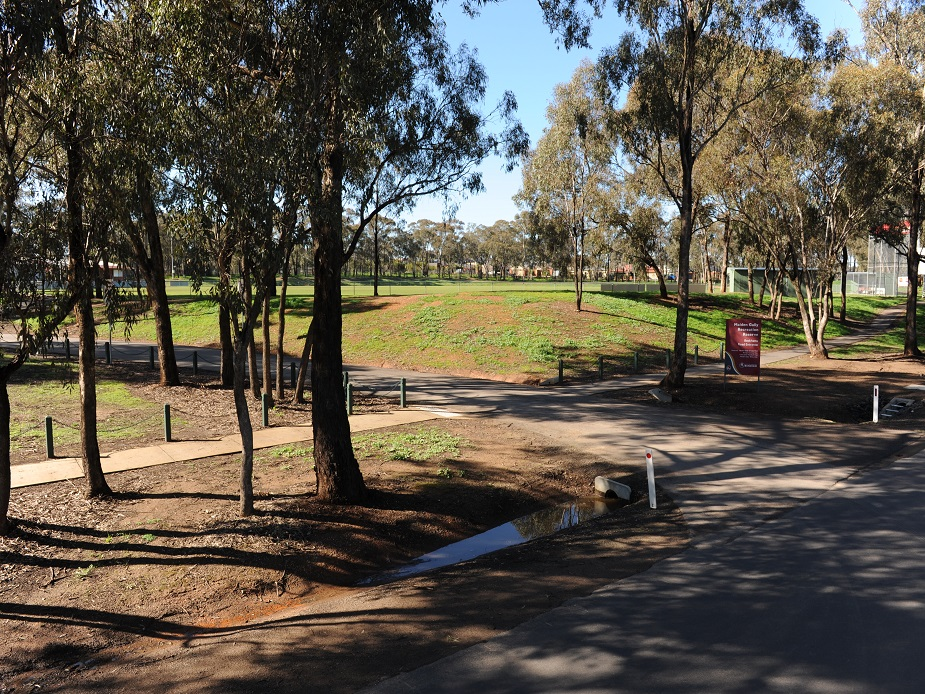 Maiden Gully Oval