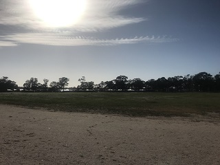 Malong Park Junior Oval and Trotting Track