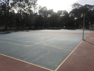 Malone Park Netball/Tennis Courts