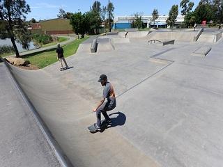 Mc Kern Skate Park