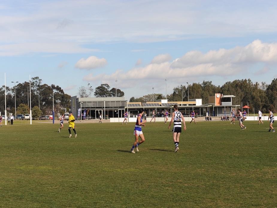 Tannery Lane Recreation Reserve Senior Oval