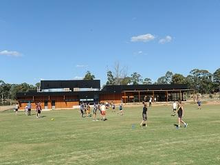 Marist Community Facility Senior Oval