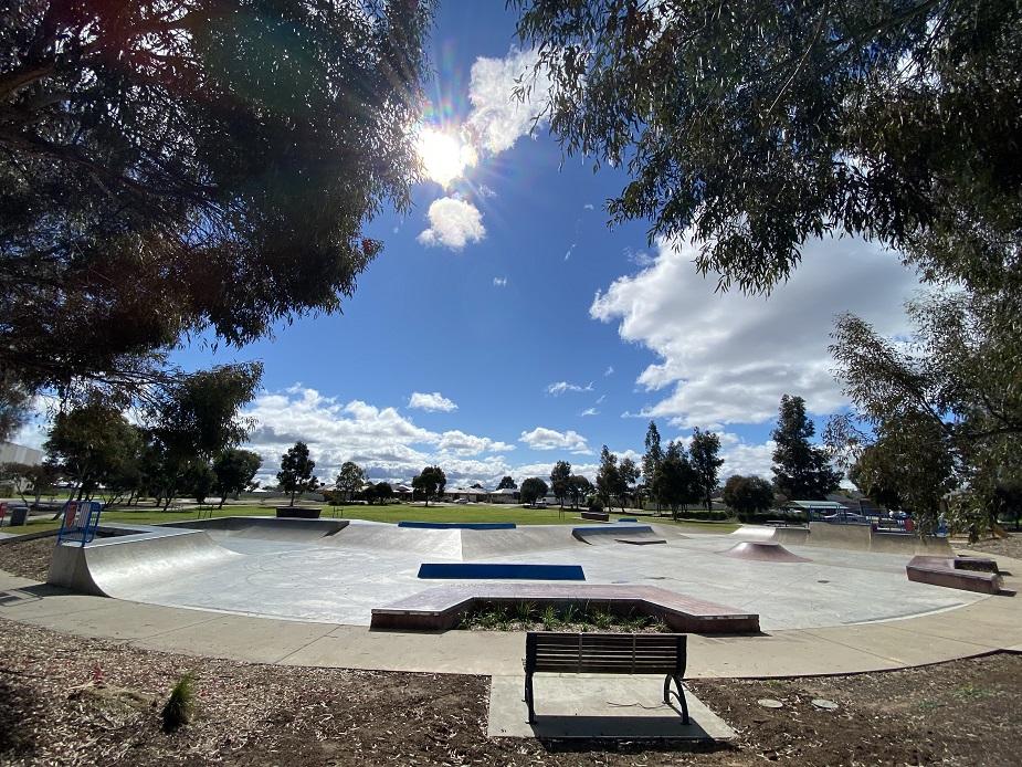 Epsom Skate Park