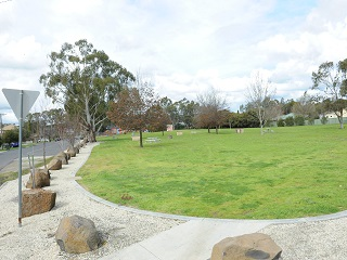 Cooinda Park Grassed Area