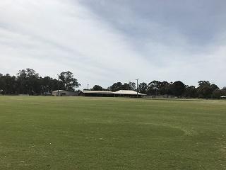 Strauch Reserve Senior Oval