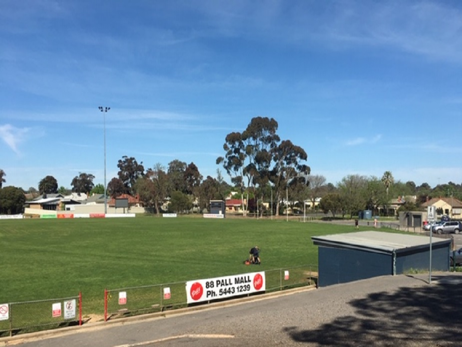 AFL/Turf Cricket Oval