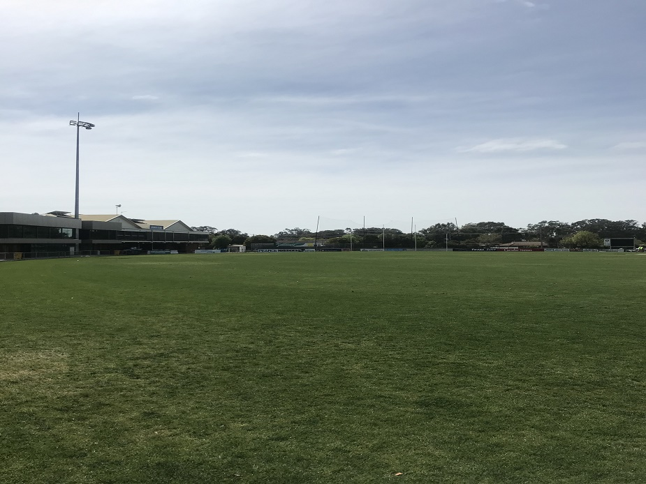 Dower Park Oval
