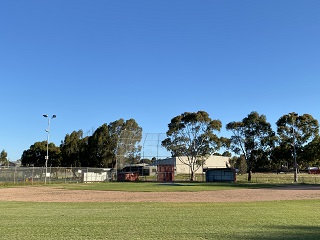 Albert Roy Reserve Baseball Diamond 2