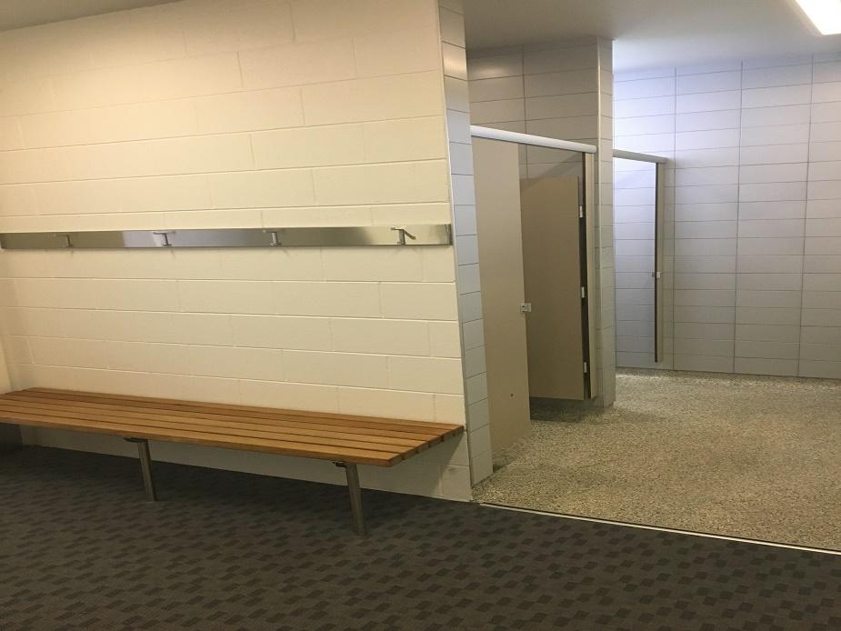 Epsom Huntly Recreation Reserve Referee Change Room 2