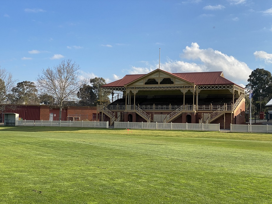 Canterbury Park Oval
