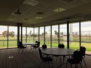 Epsom Huntly Recreation Reserve Function Room