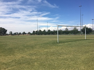 Epsom Huntly Recreation Reserve Pitch 2