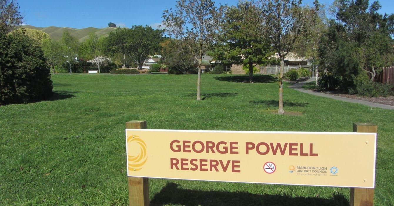 George Powell Reserve