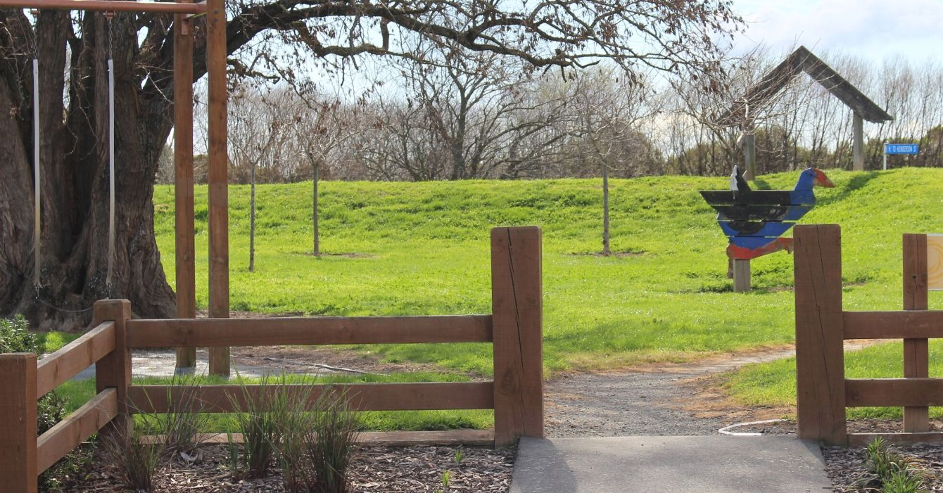 Henderson Street Reserve Playground