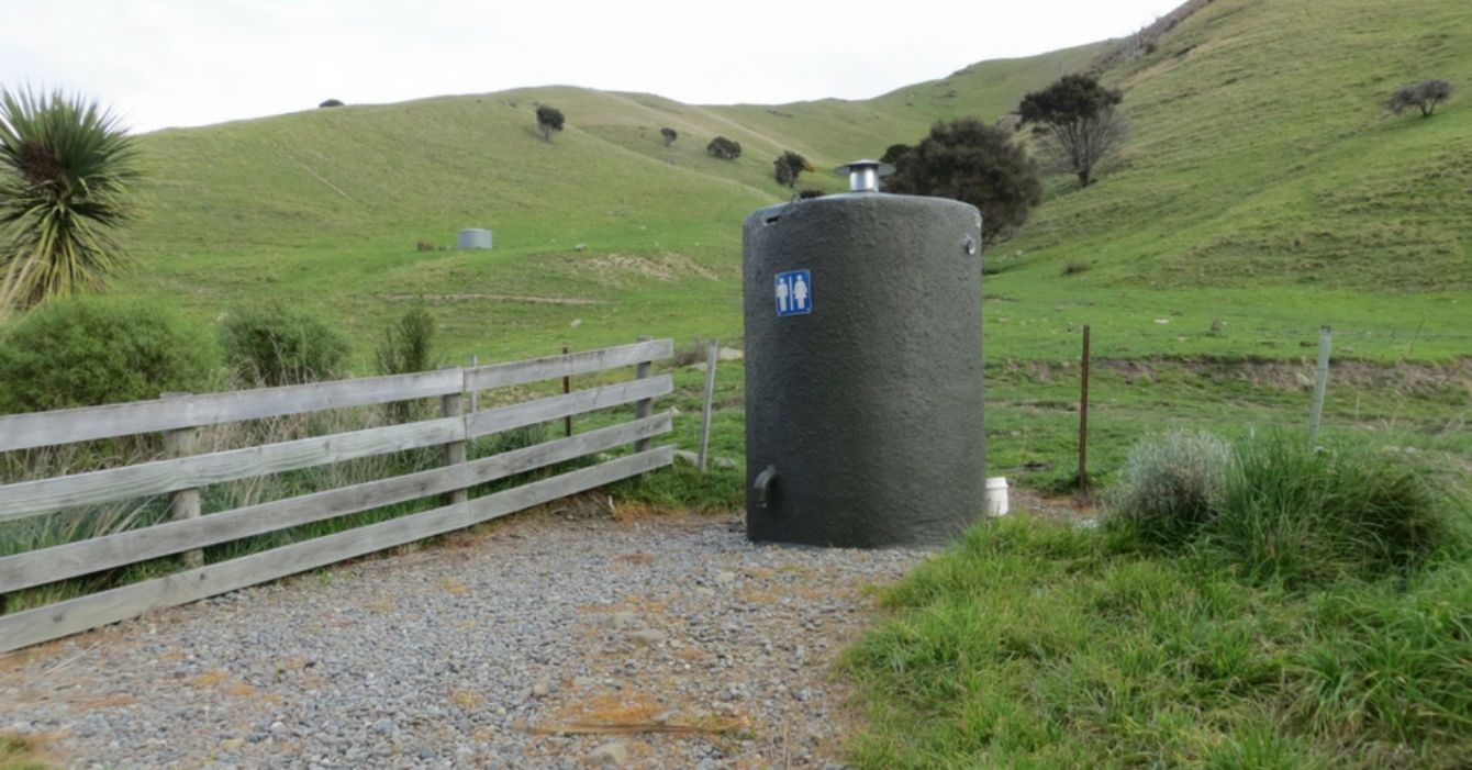 Wither Hills Sutherland Stream Public Toilet