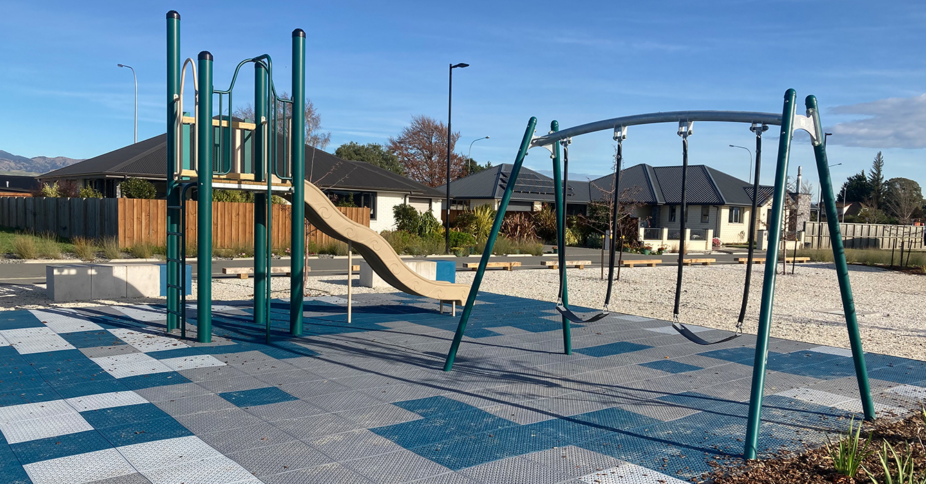 Blackmore Reserve Playground
