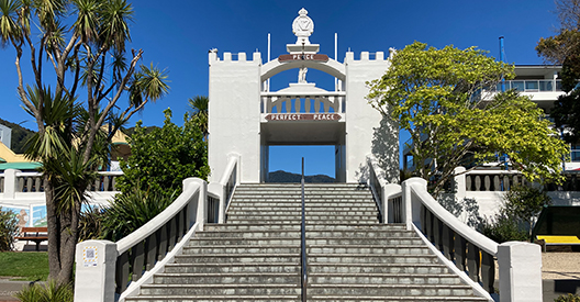 Picton Foreshore Memorial Steps