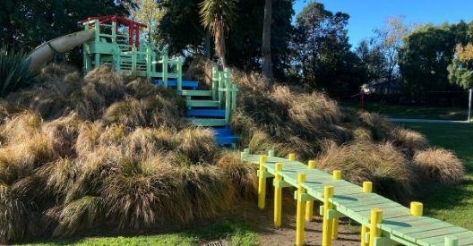 Ballinger Park Playground