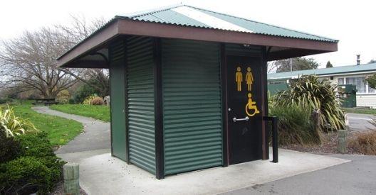 Taylor River Reserve Public Toilet