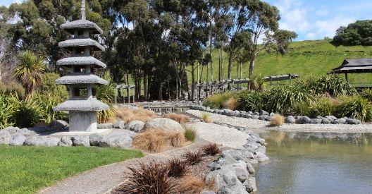 Harling Park Japanese Garden