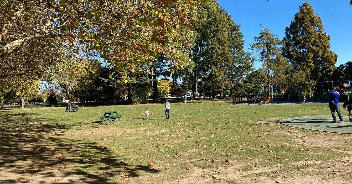 Pollard Park - Baden Powell