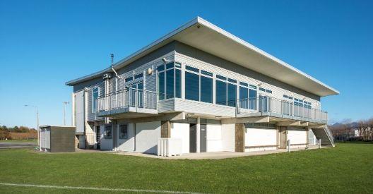 Renwick Domain Pavilion