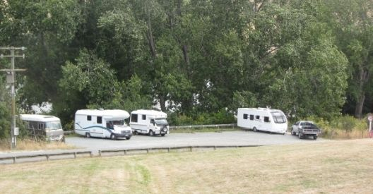 Taylor Dam - Freedom Camping Site