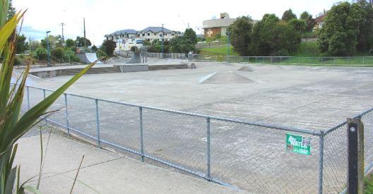 Auckland Street Reserve Skate Park