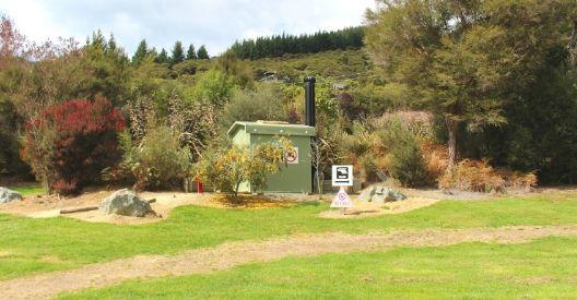 Double Bay Reserve Public Toilet