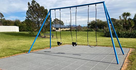 Rata Park Swings