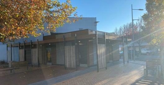 Liz Davidson Place - Public Toilet