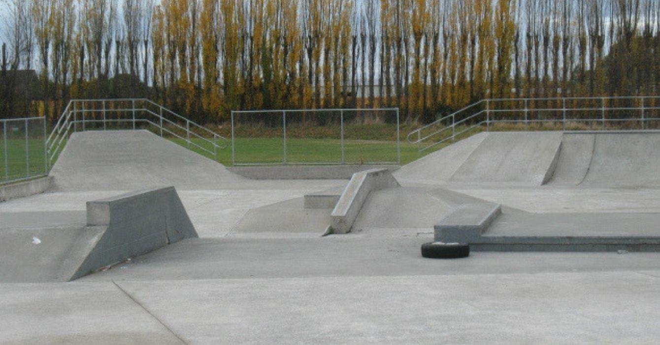 Renwick Domain Skate Park