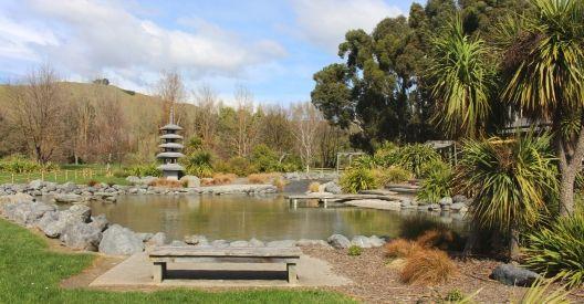 Harling Park Pond